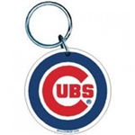 Chicago Cubs Officially Licensed MLB Premium Acrylic Key Ring