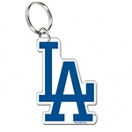 Los Angeles Dodgers Officially Licensed MLB Premium Acrylic Key Ring