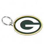 Green Bay Packers Officially Licensed MLB Premium Acrylic Key Ring