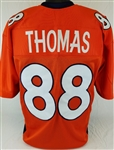 Demaryius Thomas Denver Broncos Custom Home Jersey Mens 2XL