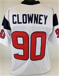 Jadeveon Clowney Houston Texans Custom Away Jersey Mens XL