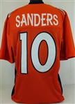 Emmanual Sanders Denver Broncos Custom Home Jersey Mens Large
