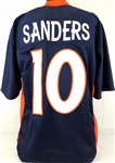 Emmanuel Sanders Denver Broncos Custom Alternate Jersey Mens Large