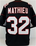 Tyrann Mathieu Arizona Cardinals Custom Alternate Jersey Mens Large