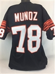 Anthony Munoz Cincinnati Bengals Custom Home Jersey Mens Large