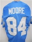 Herman Moore Detroit Lions Custom Home Jersey Mens Large