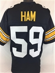 Jack Ham Pittsburgh Steelers Custom Home Jersey Mens Large