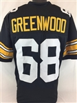 LC Greenwood Pittsburgh Steelers Custom Home Jersey Mens XL