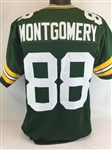 Ty Montgomery Green Bay Packers Custom Home Jersey Mens 3XL