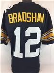 Terry Bradshaw Pittsburgh Steelers Custom Home Jersey Mens 3XL