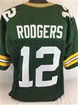 Aaron Rodgers Green Bay Packers Custom Home Jersey Mens 3XL