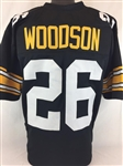 Rod Woodson Pittsburgh Steelers Custom Home Jersey Mens 3XL