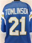 Ladanian Tomlinson San Diego Chargers Custom Home Jersey Mens 3XL