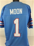 Warren Moon Houston Oilers Custom Home Jersey Mens XL