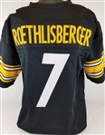 Ben Roethlisberger Pittsburgh Steelers Custom Home Jersey Mens Large