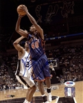 Kurt Thomas Signed Knicks 8x10 Photo Authentic Autograph PSA/DNA #T48872