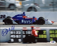 Marco Andretti Signed Indycar 8x10 Photo Authentic Autograph PSA/DNA #F51178