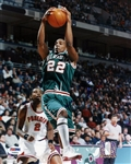 Michael Redd Signed Bucks 8x10 Photo Authentic Autograph PSA/DNA #T48893