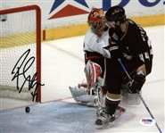 Rob Niedermayer Signed Ducks 8x10 Photo Authentic Autograph PSA/DNA #W79123