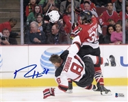 Ryan Hartman Signed BlACkhawks 8x10 Photo Auto Autographed Beckett BAS #I16324