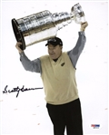 Scotty Bowman Signed Red Wings 8x10 Photo Authentic Autograph PSA/DNA #Q85316