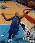Shawn Marion Signed Mavericks 8x10 Photo Authentic Autograph PSA/DNA #M43254