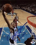 Shawn Marion Signed Mavericks 8x10 Photo Authentic Autograph PSA/DNA #M43256