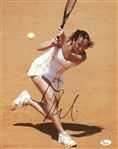 Jelena Jenkovic Signed Tennis 11x14 Photo Authentic Autograph JSA #L57137