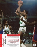 Gerald Henderson Boston Celtics Signed 8x10 Photo Autograph Reference COA