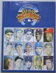 1986 Major League Baseball All Star Game Official Authentic Program