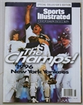 1996 New York Yankees Sports Illustrated Special Collectors Edition Magazine