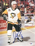 Mark Recchi Penguins Signed Magazine Page Photo Autographed PSA/DNA #U45466