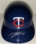Byung Ho Park Signed Full Size Replica Twins Batting Helmet Schwartz Holo & COA