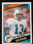 Dan Marino 1984 Topps #123 RC Rookie Card Miami Dolphins