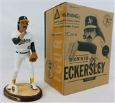 Dennis Eckersley Oakland Athletics 2004 As SGA Limited Edition Figurine w/ Box