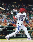 Jurickson Profar Signed Texas Rangers 8x10 Photo Autographed PSA/DNA #V95406
