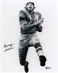 Bobby Dillon Signed Packers 8x10 Photo Authentic Autograph Beckett BAS #B95720