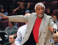 Nolan Richardson Signed Arkansas 8x10 Photo Autographed Beckett BAS #B95740