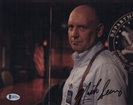 Nick Searcy Signed Justified 8x10 Photo Authentic Autograph Beckett BAS #B67955