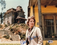 Vera Miles Signed Psycho 8x10 Photo Authentic Autograph Beckett BAS #B95685
