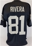 Mychal Rivera Oakland Raiders Custom Home Jersey Mens XL