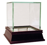 Steiner Sports Single Baseball Glass Display Case