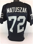 John Matuszak Oakland Raiders Custom Home Jersey Mens XL
