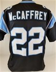 Christian McCaffrey Carolina Panthers Custom Home Jersey Mens 2XL