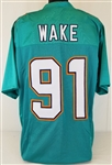 Cameron Wake Miami Dolphins Custom Home Jersey Mens Large