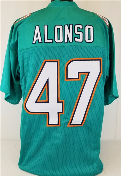 new products b0e4a 08c49 Item Detail - Kiko Alonso Miami Dolphins Custom Home Jersey ...