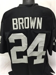 Willie Brown Oakland Raiders Custom Home Jersey Mens 2XL