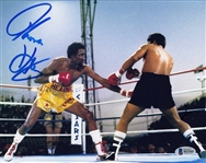 Thomas Hearns Signed Boxing 8x10 Photo Auto Autograph Beckett BAS #B53365