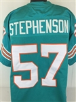 Dwight Stephenson Miami Dolphins Custom Home Jersey Mens XL