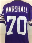 Jim Marshall Minnesota Vikings Custom Home Jersey Mens XL